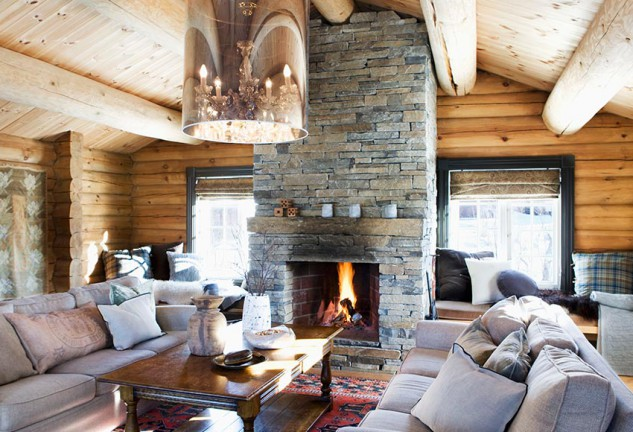 Le style chalet chic