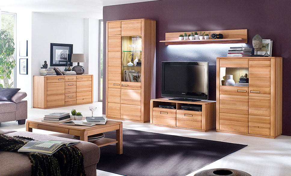 dein wohnstil natur naturholzm bel bei home24. Black Bedroom Furniture Sets. Home Design Ideas