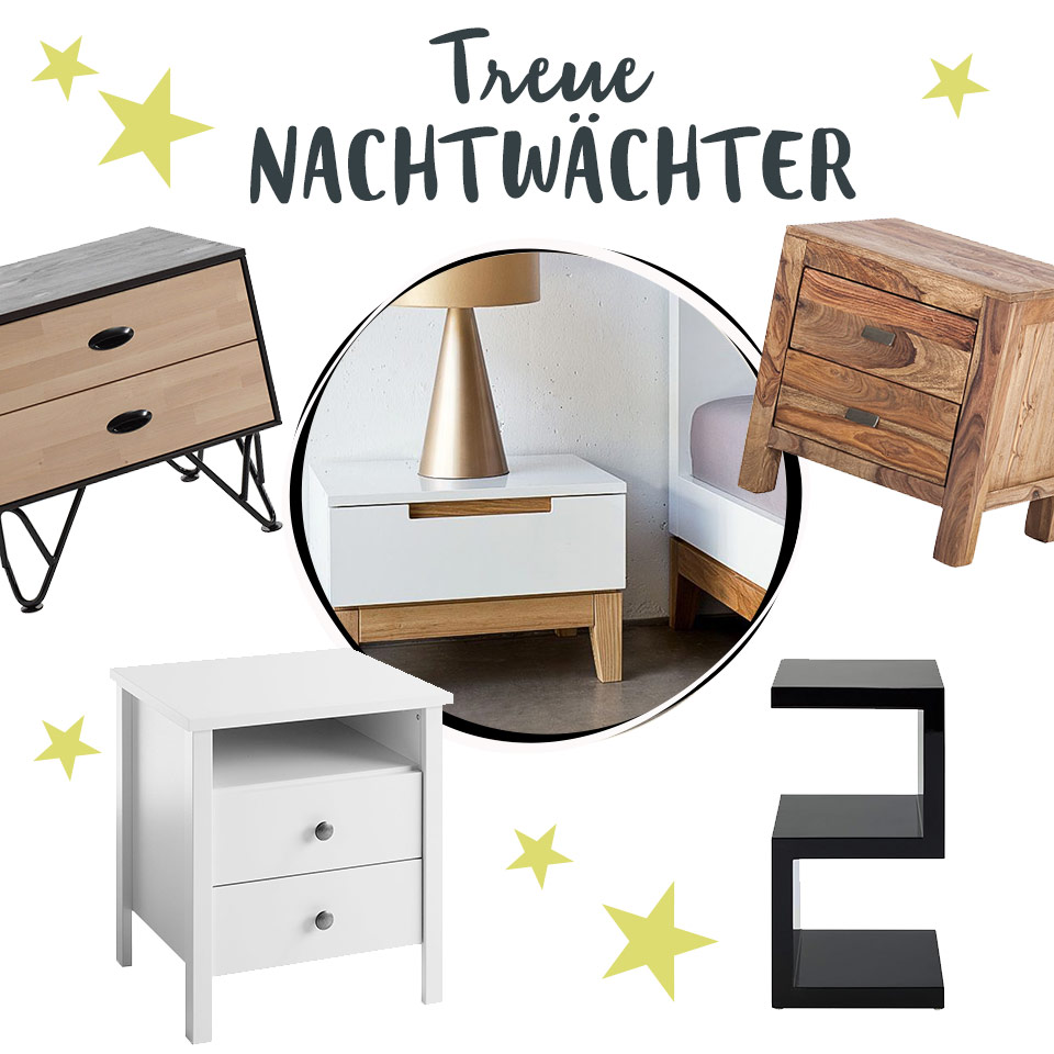 Square Collage_Nachttische_home24