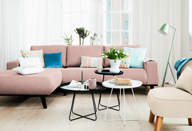 Rêveries scandinaves aux tons pastel – kollected by Johanna